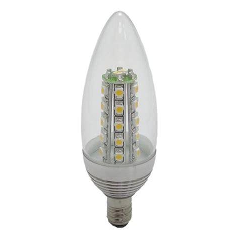 Bulbrite Ledt Type B Chandelier Plus Led Light Bulb Atg