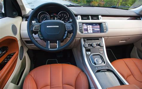 evoque land rover interior range rover evoque 2018 interior specs and review 2018