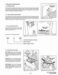 Bobcat 642 Skid Steer Loader Service Repair Manual
