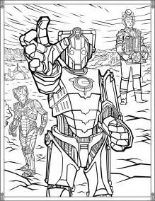 doctor  wibbly wobbly timey wimey coloring pages printables fun blog