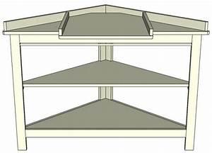 Table D Angle : plan table a langer d 39 angle forum bois page 2 projets essayer pinterest angles ~ Teatrodelosmanantiales.com Idées de Décoration