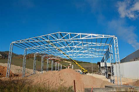 capannoni acciaio progetto capannone metallico spazio