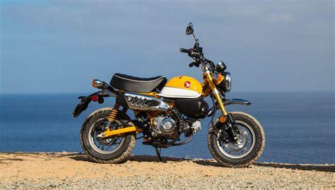 Review Honda Monkey by 2019 Honda Monkey Ride Review Motocross