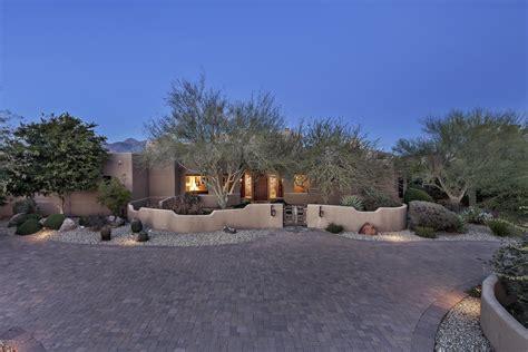 Recently Sold 12555 E Saddlehorn Trail Scottsdale Az 85259