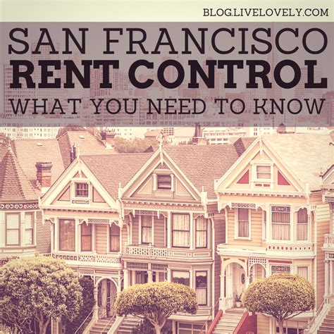 Rent San Francisco by What Renters Need To About Rent In San