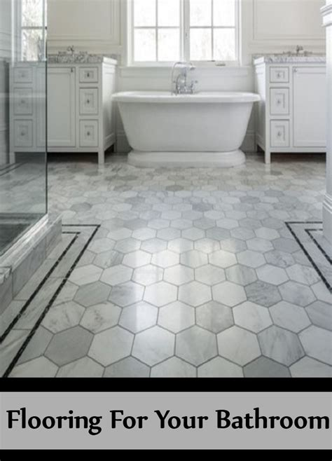 best type of flooring for bathroom 12 types of important flooring for your bathroom