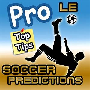 soccer predictions le by appvera software solutions limited