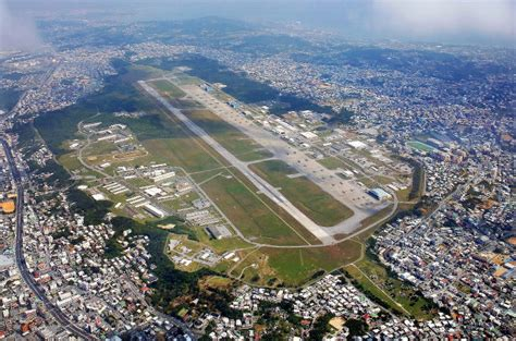 20 years after agreement to return base futenma fight rages on the mainichi