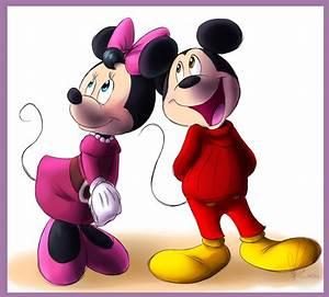 Micky Maus Und Minnie Maus : mickey and minnie mouse by kicsterash on deviantart ~ Orissabook.com Haus und Dekorationen