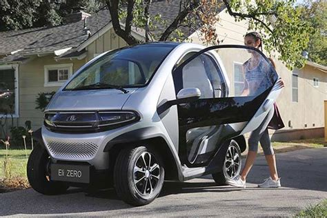 eli  mini electric vehicle  everyday commutes gadgetsin