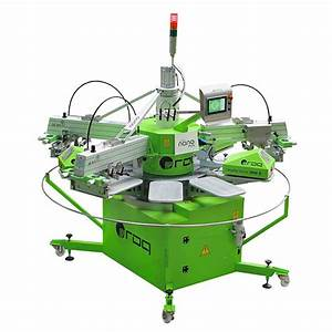 Screen Printing Machine   ROQprint NanoRoqinternational