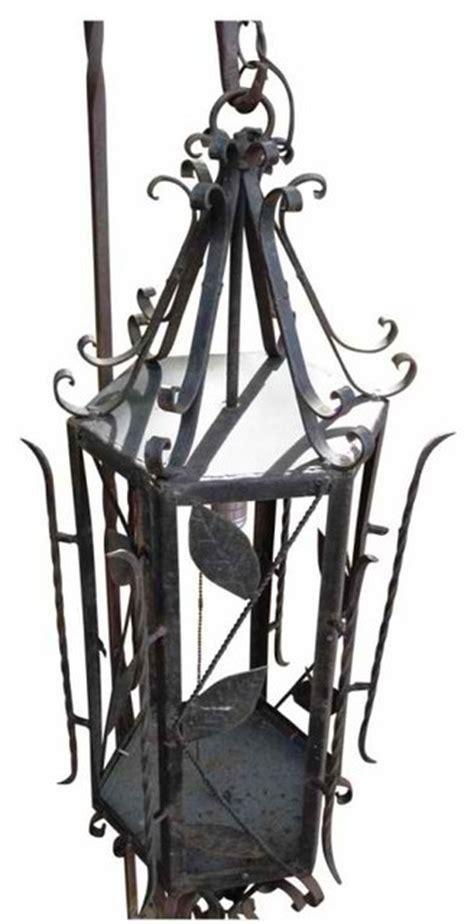 wrought iron mexican chandelier mediterranean