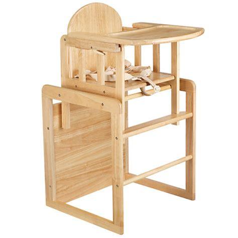 buy east coast combination wooden highchair lewis
