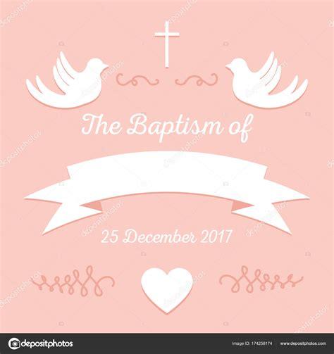 Imágenes: plantilla para invitacion de bautizo plantilla