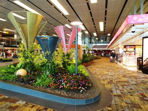The Enchanted Garden by Changi International Airport Airport In Singapore