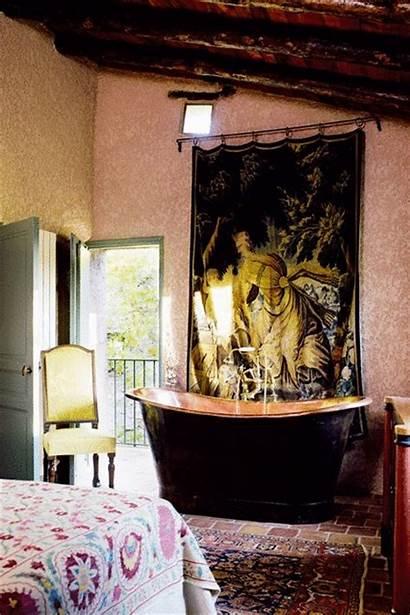 Bathroom Bohemian Bath Garden Bedroom Interior Inside