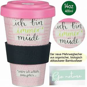 Coffee To Go Bambus : bambus coffee to go becher 400ml schlafe m de tee kaffee becher trink becher cup ebay ~ Eleganceandgraceweddings.com Haus und Dekorationen
