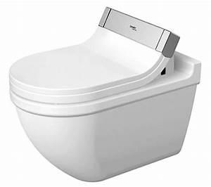 Starck 3 Wc : duravit sensowash seat with starck 3 wall mounted wc pan 610001002004300 ~ Orissabook.com Haus und Dekorationen