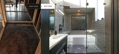 bathroom design pictures gallery before after atelier noël interior design