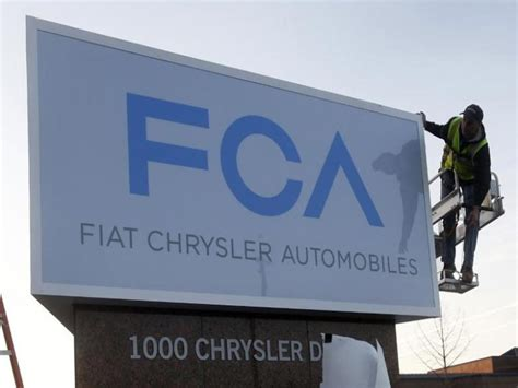 Marchionne Chrysler by Fiat Chrysler Names Jeep To Replace Stricken Ceo