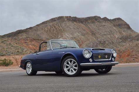 66 Datsun Roadster by 1966 Datsun Spl311 Roadster Classic Datsun Other 1967