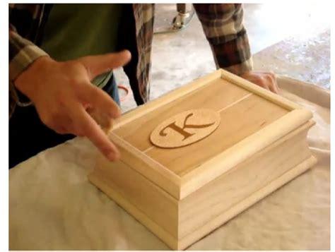 nail design build jewelry box membuat kotak perhiasan  bahan  kayu