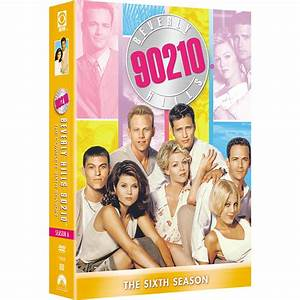 Beverly Hills 90210 Season 6 Dvd Shop The Cbs Official