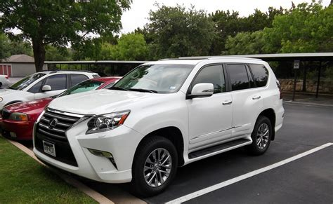 Send Us Your Questions About The 2016 Lexus Gx 460's Off