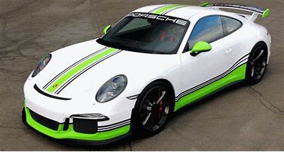 Gt3 Porsche 911 Foil Fostla Wrap Execution
