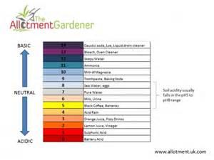 Printable pH Scale Chart