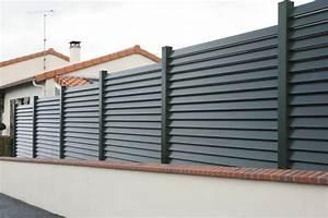 Cloture De Jardin : mur de cl ture 98 id es d 39 am nagement ~ Premium-room.com Idées de Décoration