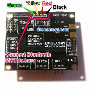 How To Connect Bluetooth To Your Alexmos Brushless Gimbal Controller - Guides