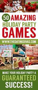 50 Amazing Holiday Party Games