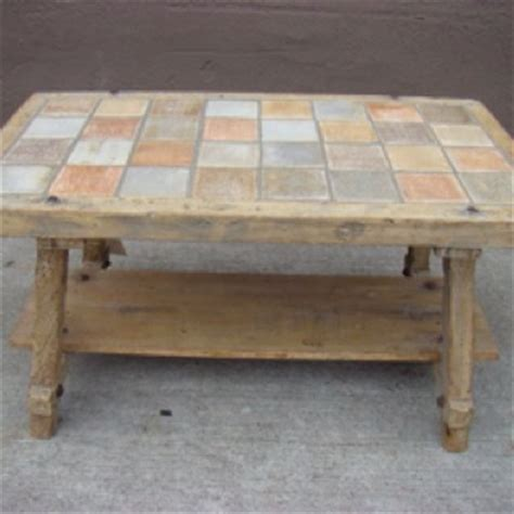 7 best images about tile table on outdoor