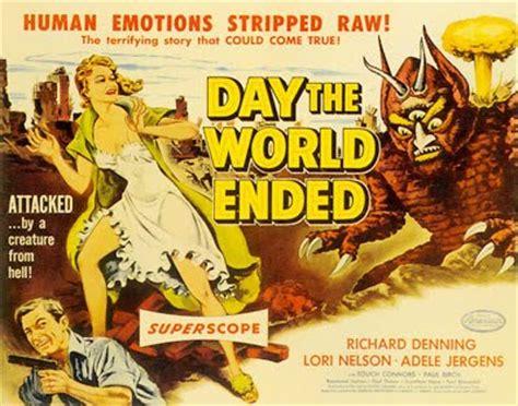 day  world ended  roger corman horror film