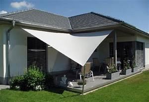 sonnenschutz fur heim und garten With französischer balkon mit sonnensegel garten befestigung