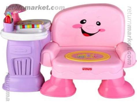 chaise fisher price chaise fisher price musical 28 images used highchairs