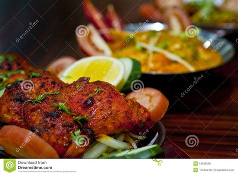 spicy indian food stock photo image  dish meat indian