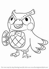 Blathers sketch template