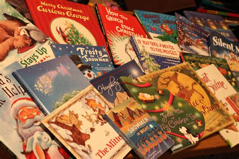 christmas picture books wallpapers