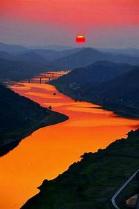 Yes it's Orange...but it's not the Orange River in South ...