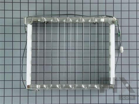 oem general electric ice maker ice cutting grid wrx ships today fixcom