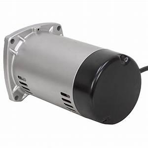 3  4 Hp 3600 Rpm 115  230 Volt Ac Century Electric Motor