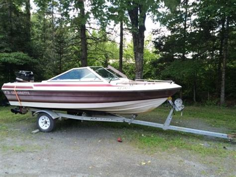 Used Bowrider Boats For Sale Bc by Cadorette Bowrider For Sale Canada