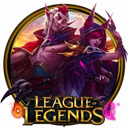 Xayah Icon League Legends Rakan Dock Riven