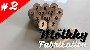 Jeu De Quilles Molkky : tuto diy fabriquer un jeu de molkky quilles ~ Melissatoandfro.com Idées de Décoration