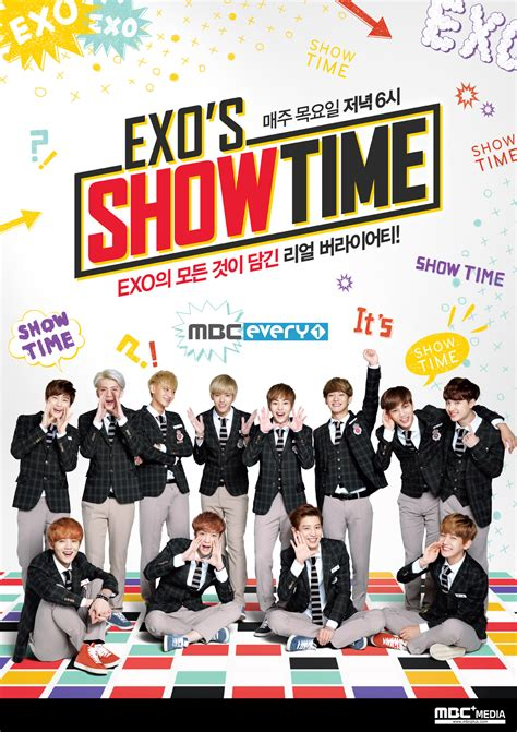 exo show engsub hd exo s first variety show exo s showtime