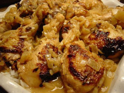 recette de cuisine senegalaise poulet yassa sénégal