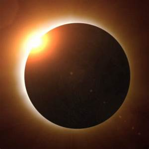 How Is The Sun Completely Blocked In An Eclipse     Nasa Space Place