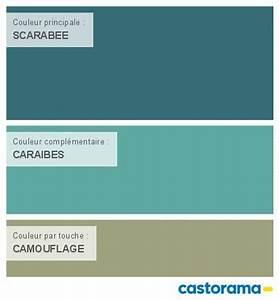 Bleu De Travail Castorama : castorama nuancier peinture mon harmonie peinture ~ Dailycaller-alerts.com Idées de Décoration